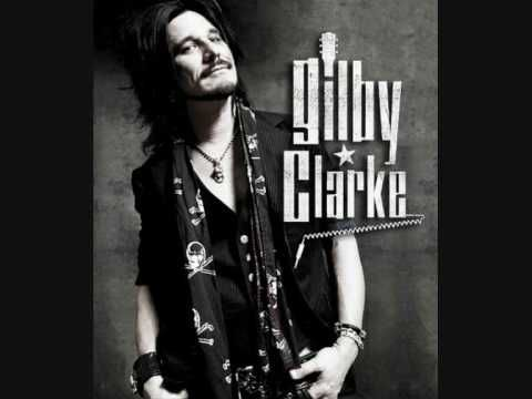 Gilby Clarke and Axl Rose (Guns N'Roses) - Dead Flowers