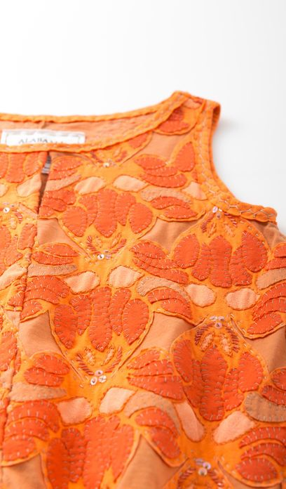 Margot Tunic | Alabama Chanin (way out of my price range, but great sewing inspiration!)