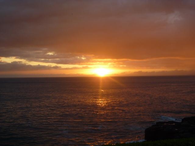 Hawaiian Sunset in Kauai!Favorite Places, Hawaiian Sunsets