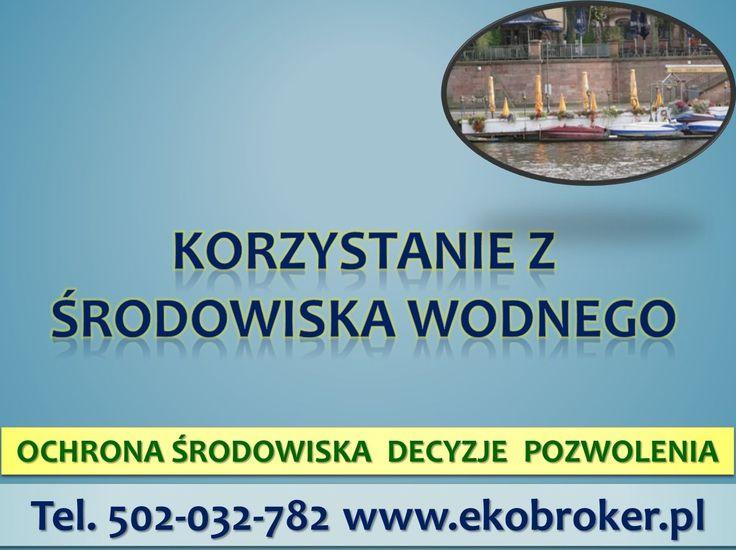 Opłaty środowiskowe za pobór woda podziemnej i powierzchniowej,  tel 502-032-782, Przy naliczaniu opłat za pobór wody podziemnej należy brać pod uwagę ilość pobranej wody za dane okres rozliczeniowy, jaki jest jej cel zużycia i proces uzdatniania. http://ekobroker.pl/