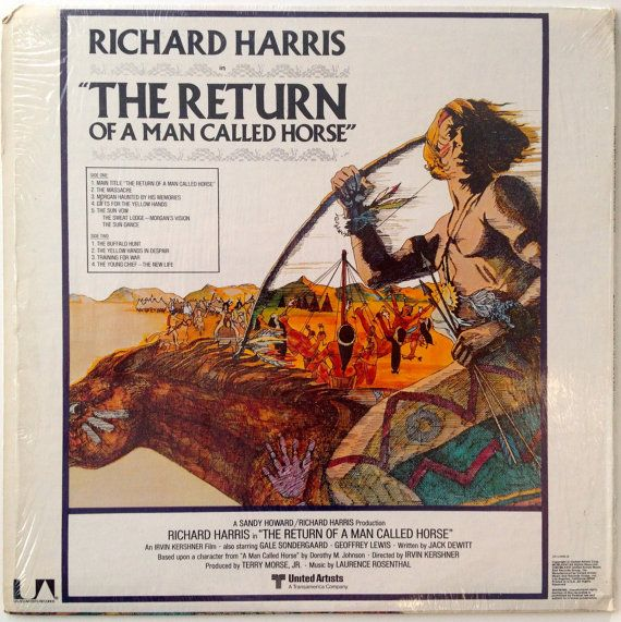 The Return Of A Man Called Horse LP Vinyl Record by ThisVinylLife