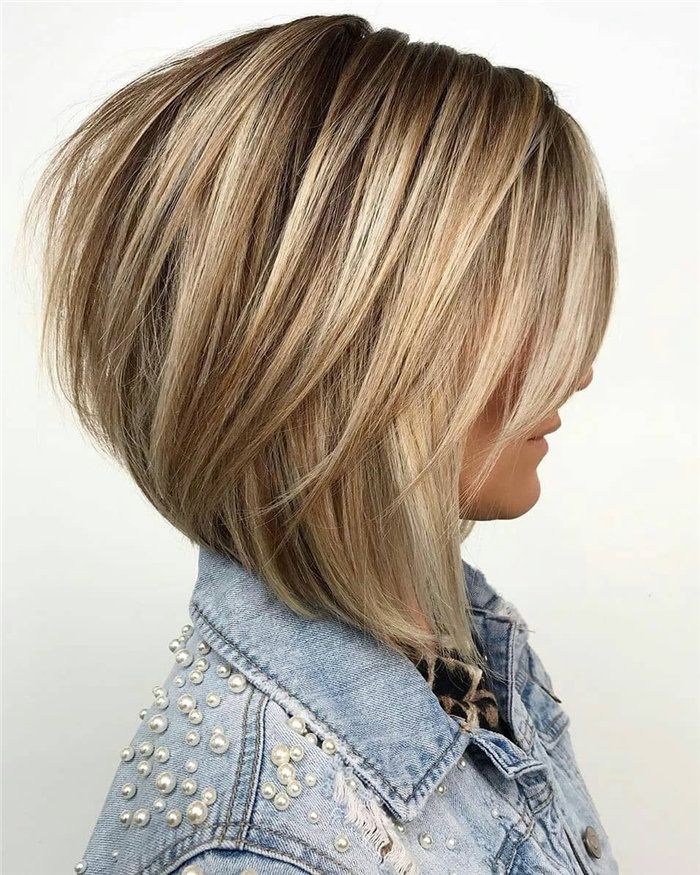 30 Hottest Short Bob Hairstyle Inspiration 2020 Flymeso Blog Hair Styles Short Hair Styles Modern Haircuts
