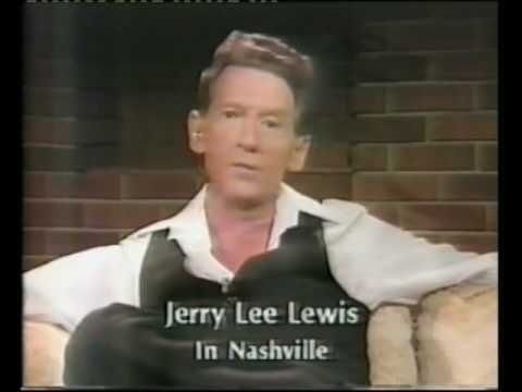 Jerry Lee Lewis near death experience