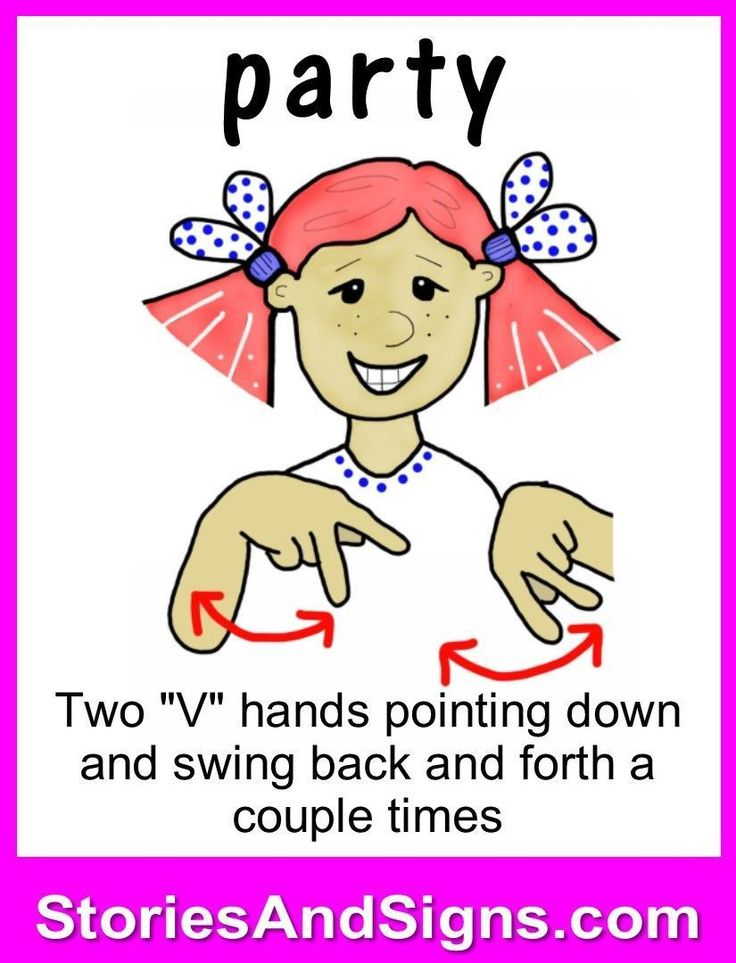 how to teach your child sign language