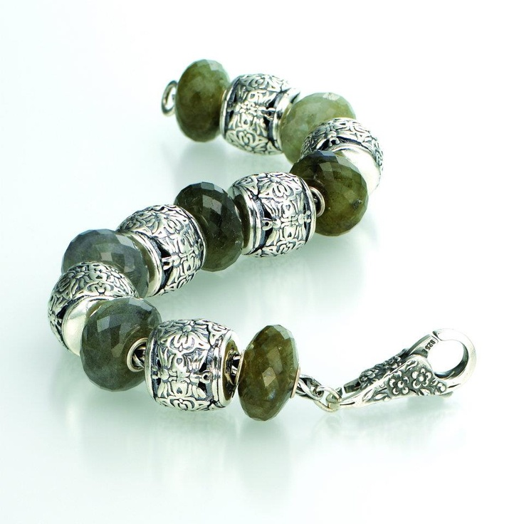 New at Touche! - Opposites Bracelet - from the Trollbeads Designer Collection