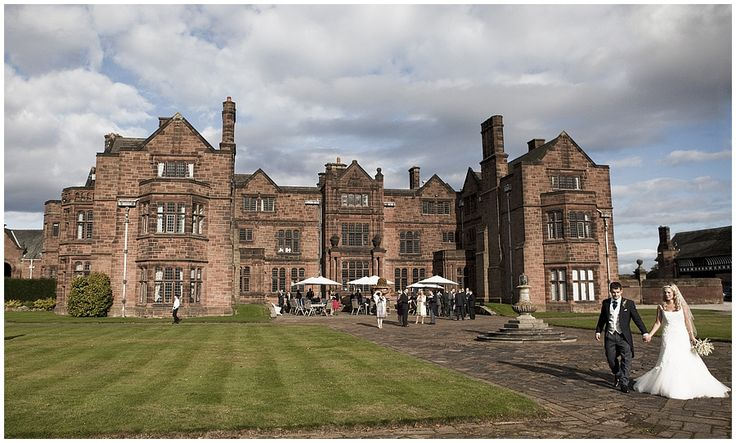 Thornton Manor Wedding Venue North West England