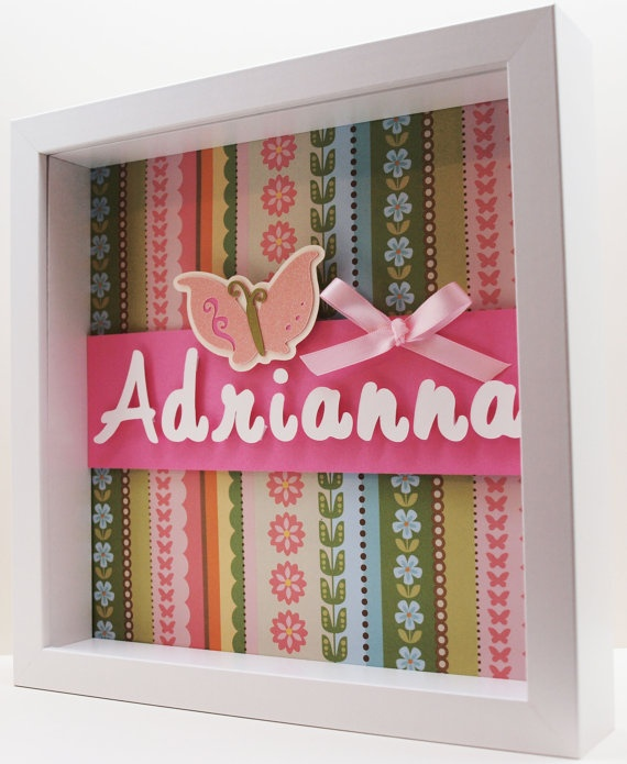 I have to make this for the girls in their new room