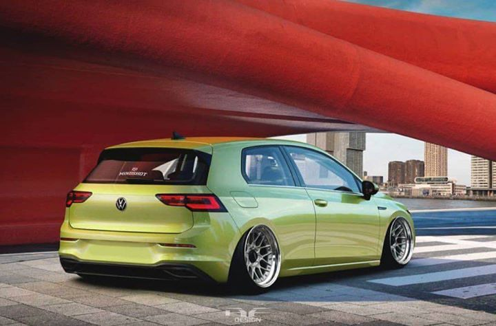 Gti Mk8 Golfr Gti Vw Mk7 Wheel Stance Euro Vwvortex Decals Https Buff Ly 2boi1uj Volkswagen Passat Volkswagen Gti Wheels