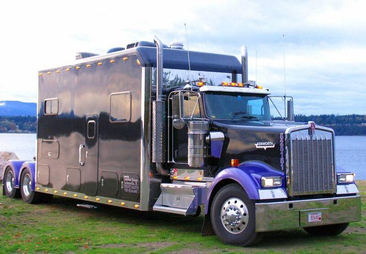 big custom semi truck sleepers the big rigs pinterest semi trucks trucks and tyxgb76aj this. Black Bedroom Furniture Sets. Home Design Ideas