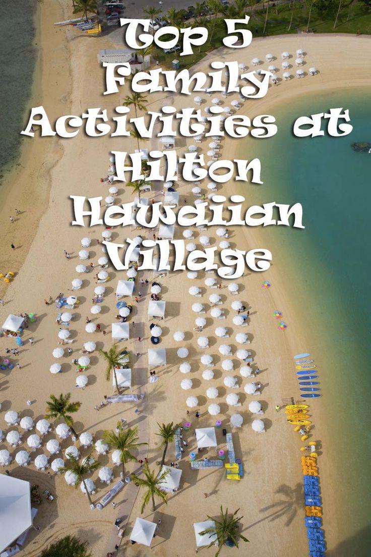 Oahu beach chair rental hawaii beach time - Hilton Hawaiian Village Hawaii