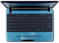 Harga Notebook Acer Aspire One 722