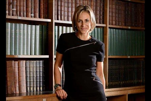 BBC presenter Emily Maitlis worried for her family's safety after receiving a…