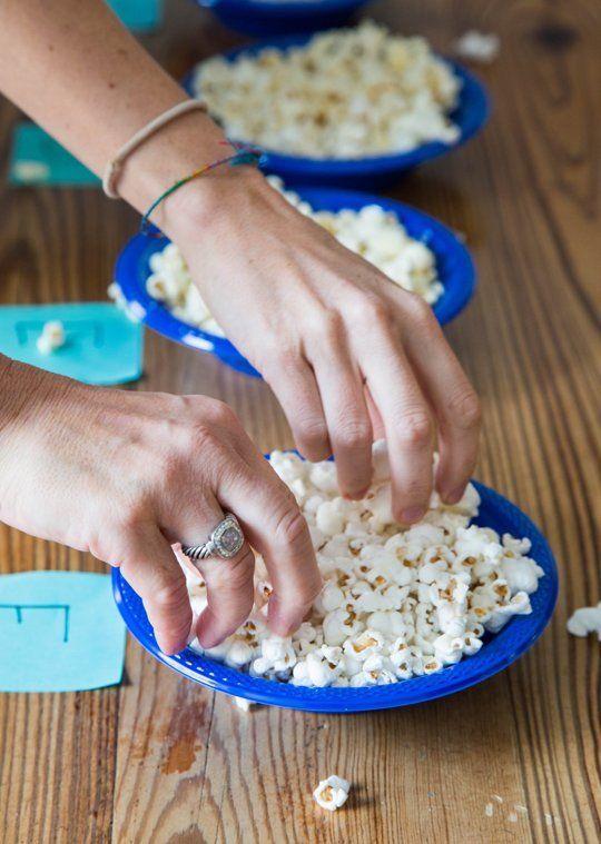 White Cheddar Popcorn Taste Test