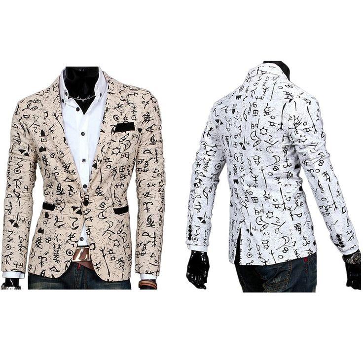 Temukan dan dapatkan Jaket Blazer Pria Bergambar Kartun Bunga-bunga hanya $116000.00 di Shopee sekarang juga! https://shopee.co.id/fashionmall.id/66980259 #ShopeeID
