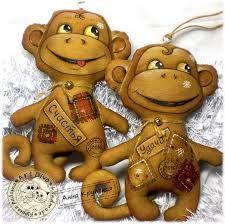 Bildergebnis für Кофейные обезьянки. Выкройка