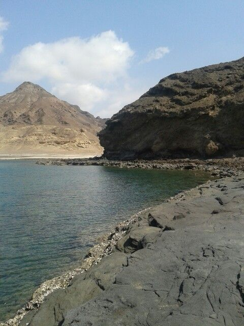 I love the beach. Aden, Yemen.