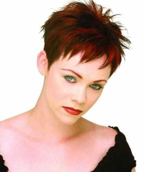 Spiky Pixie- Hairstyles for short hair