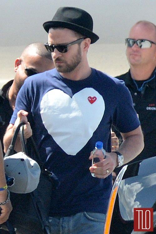 Spot Justin Timberlake wearing Epoch hat