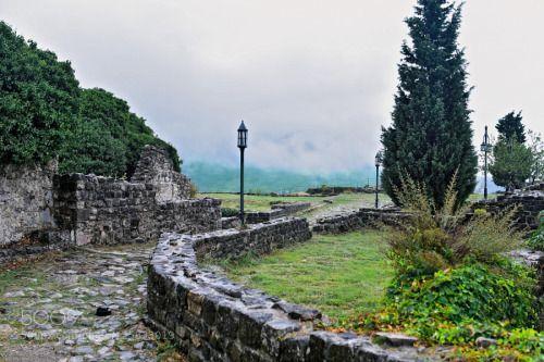 Старый Бар. by ura931042  500px adriatic coast adriatic sea montenegro mount nikon d750 old town sigma 35mm art traveling ura9