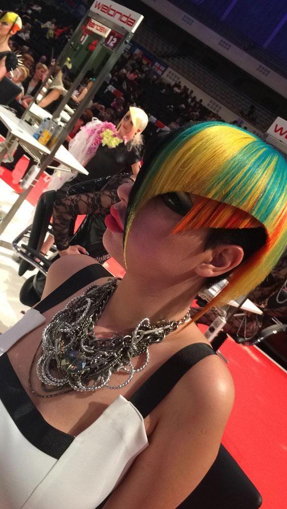 Image Gallery: 2014 Hairworld OMC World Cup in Frankfurt, Germany | Modern Salon. Avant Garde Hair. Cut Color