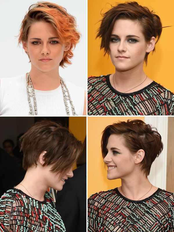 Kristen Stewart's Choppy Hair Cut At 'Camp X-Ray' Premiere
