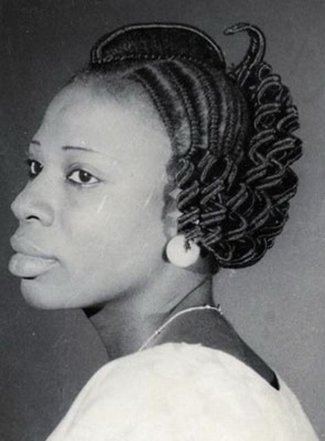 Прически африканские