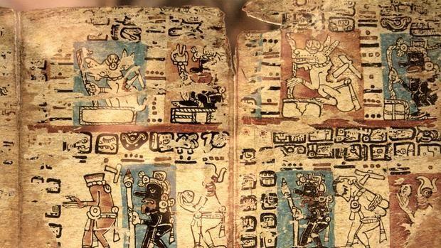 Desarrollan en Suiza un algoritmo para revelar los enigmas de la escritura maya