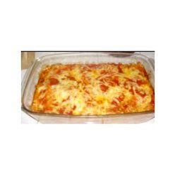 Basic Meat Lasagna | Chowin' Down: | Pinterest | Meat Lasagna, Lasagna ...
