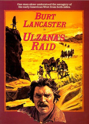 Ulzana's Raid (1972) DVD Burt Lancaster, Bruce Davison for sale