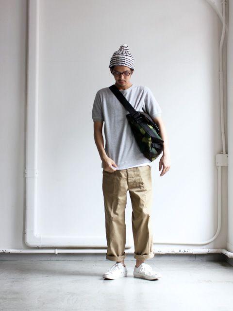 GOOD OL' Khaki Trouser Strato