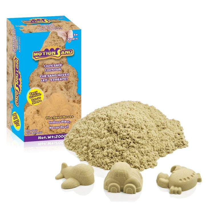 Motion Sand® 2000g Pack: Amazon.co.uk: Toys & Games