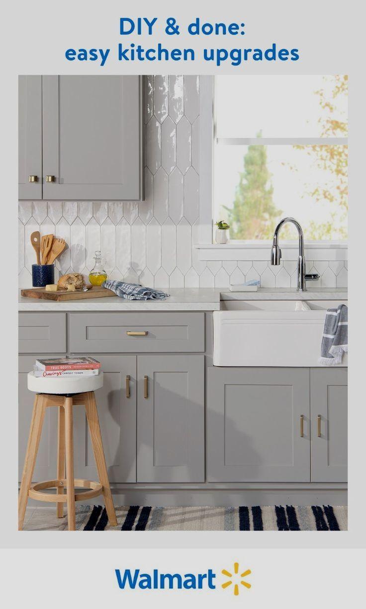 Pin On Diy Kitchen Makeover Ideas
