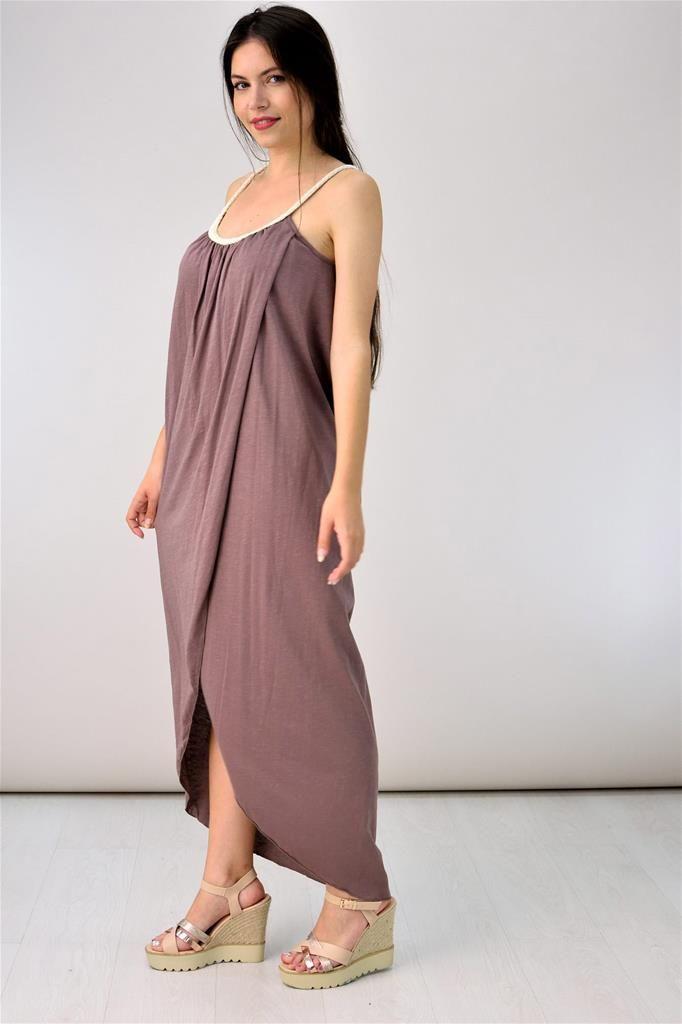 Potre – Φόρεμα με κρουαζέ