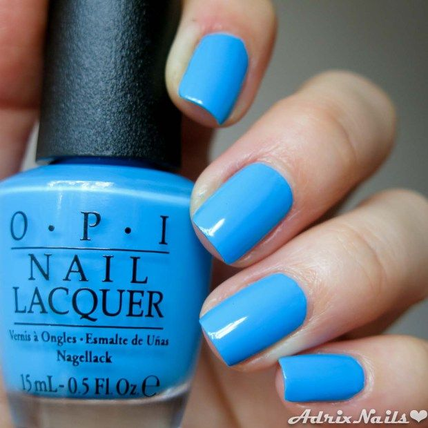 OPI - Alice Through The Looking Glass - Fearlessly Alice