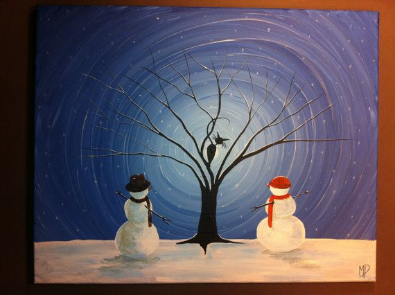 Original Whimsical Acrylic PaintingWhat can you by MichaelHProsper, $50.00
