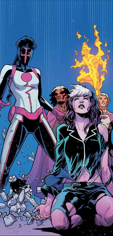 Avengers by Sean Izaakse Avengers, Anime, Character