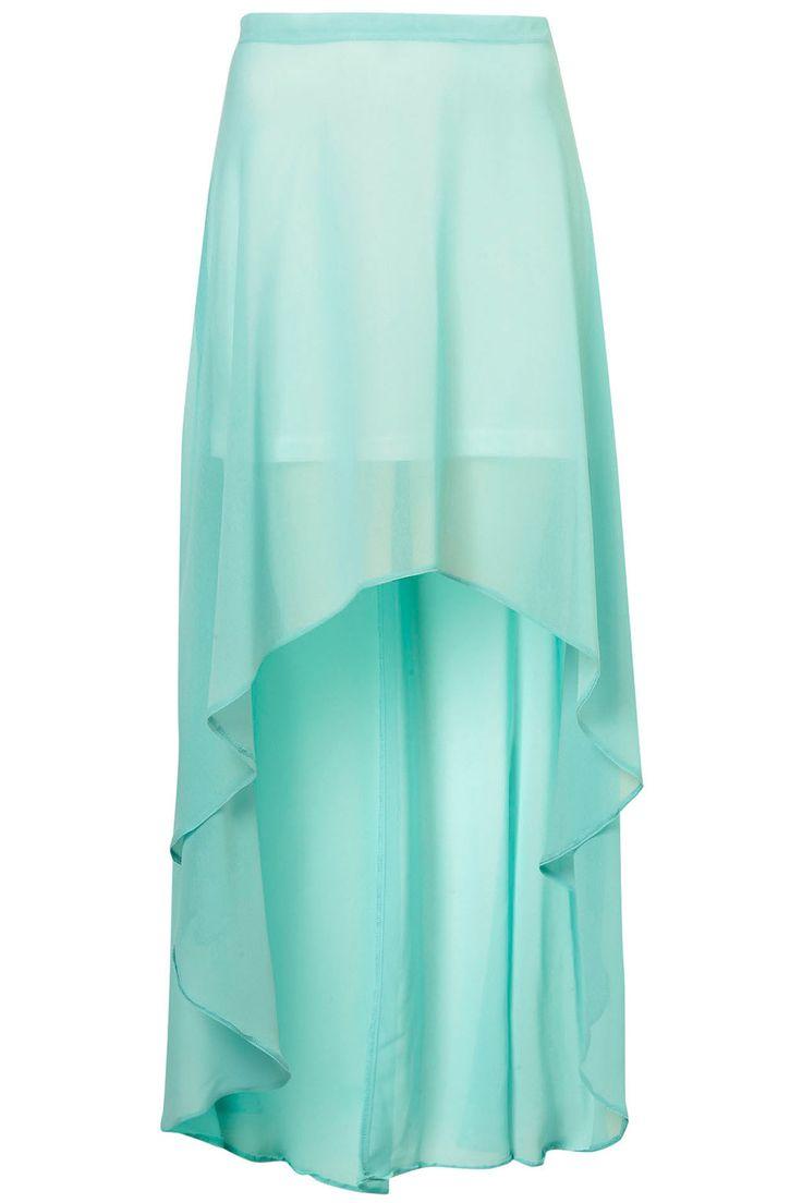 Maxi Skirt: Fashion, High Low Skirts, Style, Blue Skirts, Hemmings Maxi, Maxis, Topshop Dips, Dips Hemmings, Maxi Skirts