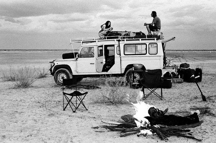 Land Rover Defender Botswana, 2012