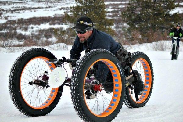 Crested Butte Hand Trike Bike Stuff Golf Cart Tires