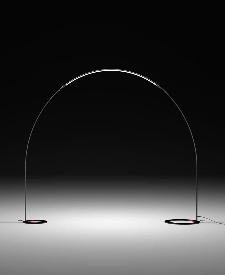 Vibia - Halley 4150 LED Bogenleuchte als Außen-Mobile lampe / Außen-Stehlampe / LED-Stehlampe. Direkt online bestellen. Alle Infos & Preise.