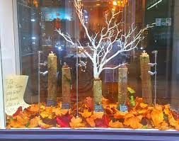Image result for autumn window displays