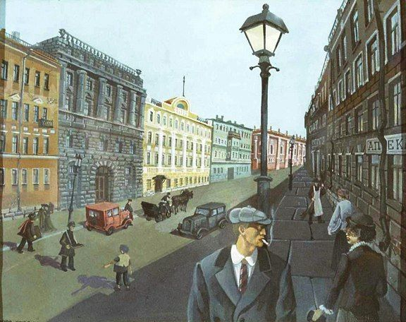 St. Petersburg by Michael Iofin_Михаил Иофин