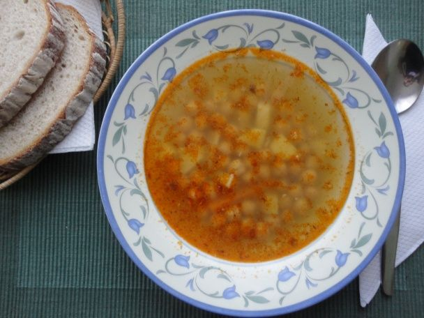 Cícerová polievka - obrázok 4