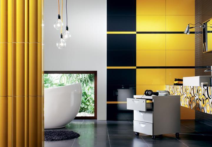 Colour Yellow | Tubądzin