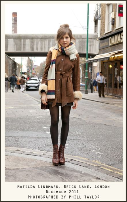 Cute!!! Love love love this outfit! Not so sure about the boots though.