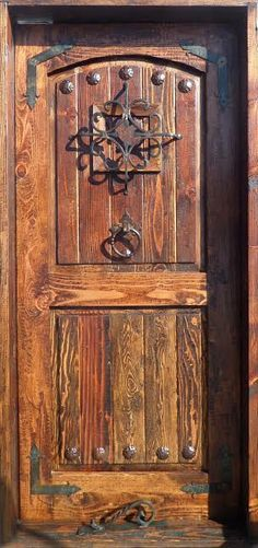 Rustic-reclaimed-lumber-kiln-dried-wood-stained-36-X-80-door-YOU-Choose-Style by PetrasRusticDoors on Etsy https://www.etsy.com/listing/214707546/rustic-reclaimed-lumber-kiln-dried-wood