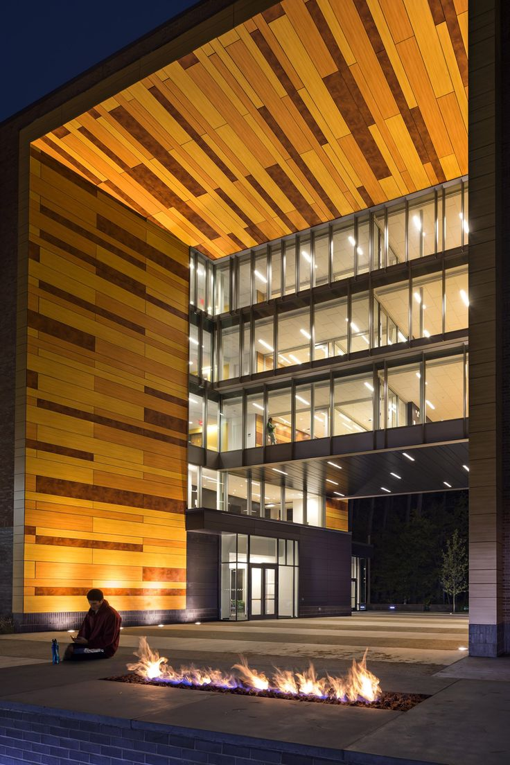 Gallery of Westfield State New University Hall / ADD Inc.  - 2