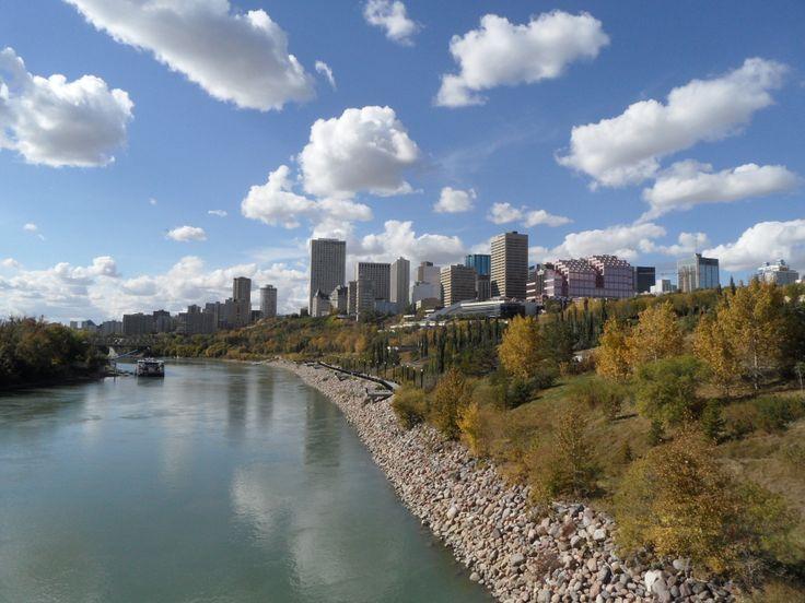 Edmonton in the autumn!