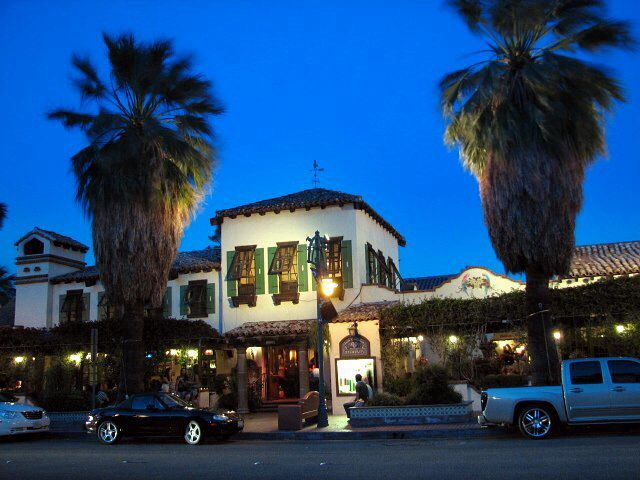 Palm Springs Downtown Mexican Restaurants