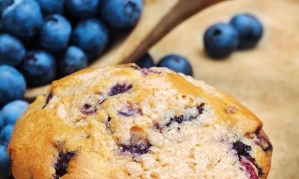 Recette de Muffins aux Bleuets